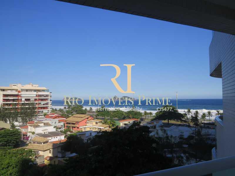 VISTA VARANDA - Flat Para Alugar - Barra da Tijuca - Rio de Janeiro - RJ - RPFL10043 - 1