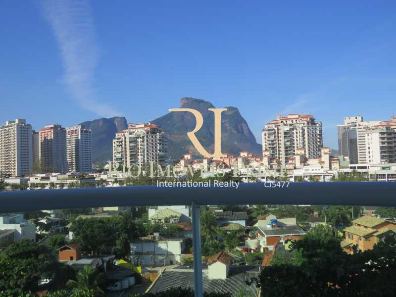 VISTA VARANDA - Flat Para Alugar - Barra da Tijuca - Rio de Janeiro - RJ - RPFL10043 - 3