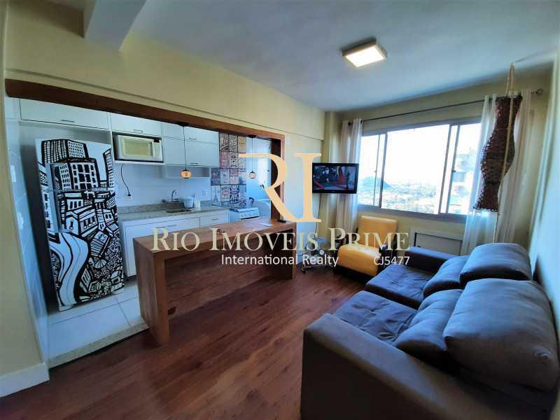 SALA - Apartamento 2 quartos à venda Barra da Tijuca, Rio de Janeiro - R$ 469.900 - RPAP20052 - 3