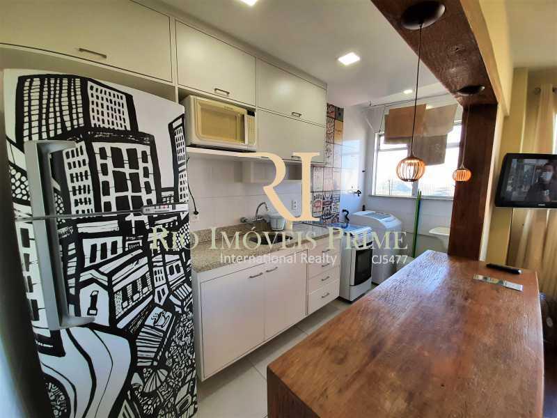 COZINHA AMERICANA - Apartamento 2 quartos à venda Barra da Tijuca, Rio de Janeiro - R$ 469.900 - RPAP20052 - 4