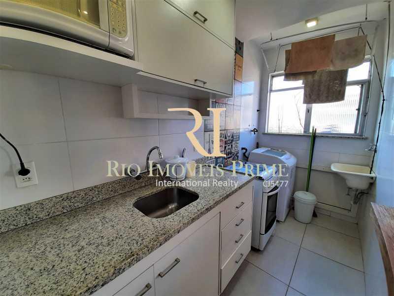 COZINHA AMERICANA - Apartamento 2 quartos à venda Barra da Tijuca, Rio de Janeiro - R$ 469.900 - RPAP20052 - 5