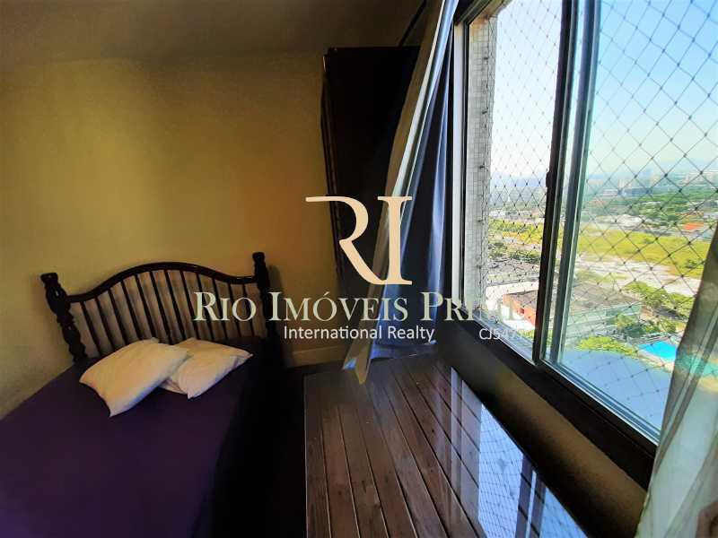 QUARTO2 - Apartamento 2 quartos à venda Barra da Tijuca, Rio de Janeiro - R$ 469.900 - RPAP20052 - 15
