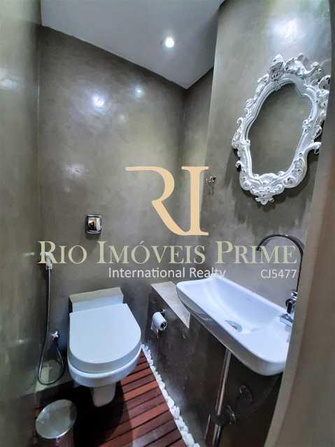 LAVABO - Apartamento 2 quartos à venda Barra da Tijuca, Rio de Janeiro - R$ 469.900 - RPAP20052 - 9