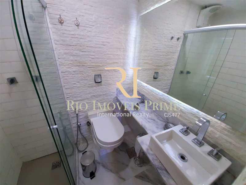 BANHEIRO SUÍTE - Apartamento 2 quartos à venda Barra da Tijuca, Rio de Janeiro - R$ 469.900 - RPAP20052 - 13
