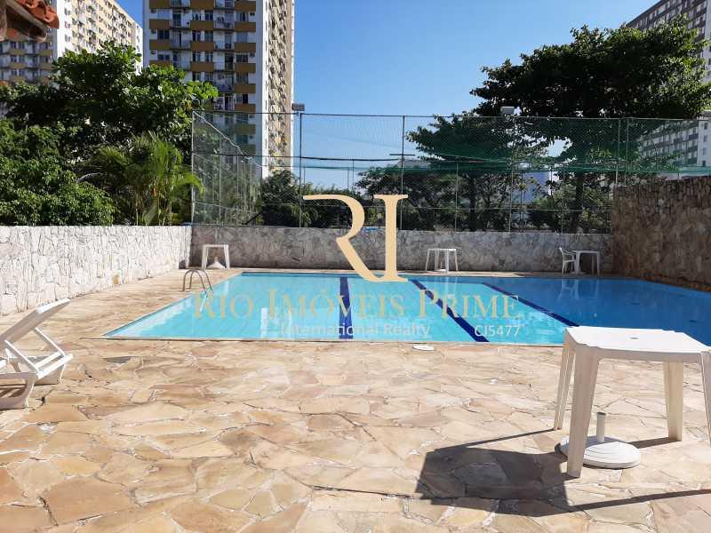 PISCINA - Apartamento 2 quartos à venda Barra da Tijuca, Rio de Janeiro - R$ 469.900 - RPAP20052 - 30