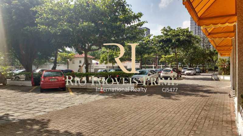 ESTACIONAMENTO - Apartamento 2 quartos à venda Barra da Tijuca, Rio de Janeiro - R$ 469.900 - RPAP20052 - 22