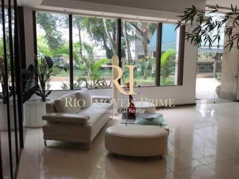 HALL DE ENTRADA - Apartamento 2 quartos à venda Barra da Tijuca, Rio de Janeiro - R$ 469.900 - RPAP20052 - 26