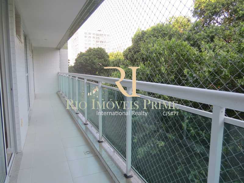 1 VARANDA - Apartamento 2 quartos à venda Tijuca, Rio de Janeiro - R$ 590.000 - RPAP20054 - 1