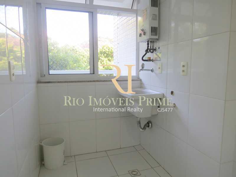 15 ÁREA SERVIÇO - Apartamento 2 quartos à venda Tijuca, Rio de Janeiro - R$ 590.000 - RPAP20054 - 16