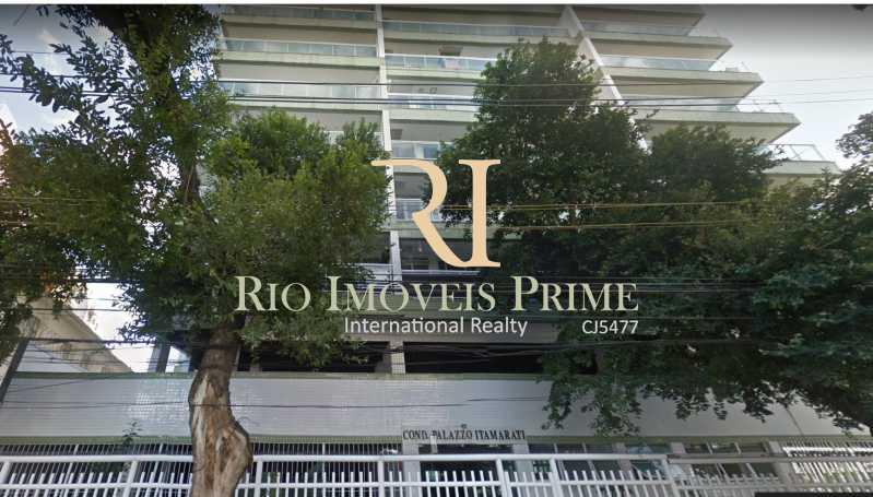 PALAZZO ITAMARATI - FACHADA - Apartamento 2 quartos à venda Tijuca, Rio de Janeiro - R$ 590.000 - RPAP20054 - 20