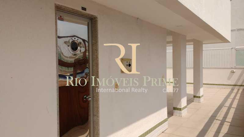 SAUNA A VAPOR - Apartamento 2 quartos à venda Tijuca, Rio de Janeiro - R$ 590.000 - RPAP20054 - 19