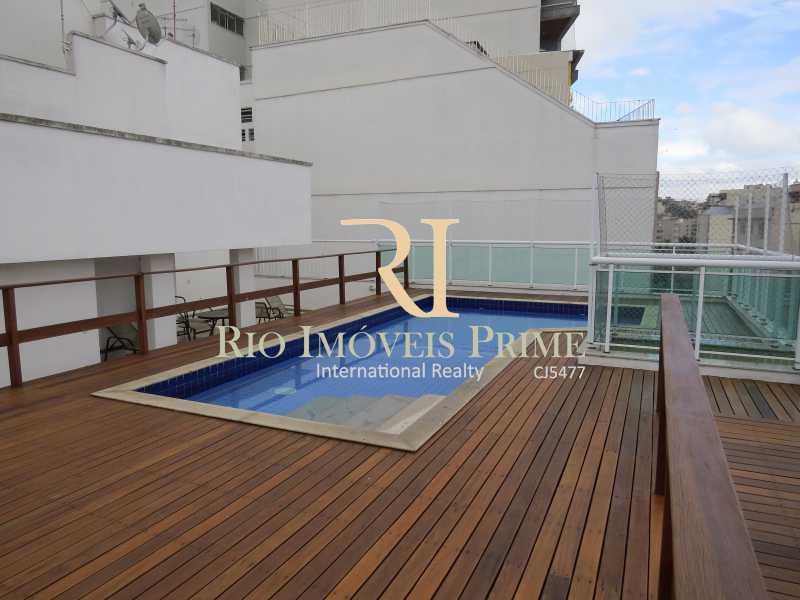 PISCINA CONDOMÍNIO - Apartamento 2 quartos à venda Tijuca, Rio de Janeiro - R$ 590.000 - RPAP20054 - 24