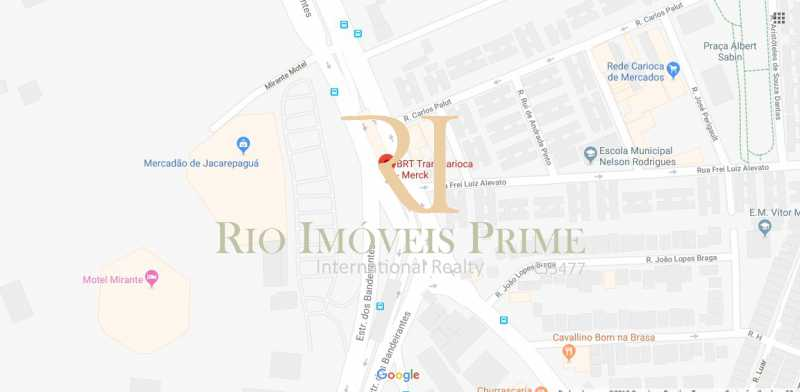 BRT MERCK - Galpão 2594m² à venda Taquara, Rio de Janeiro - R$ 8.900.000 - RPGA00001 - 9