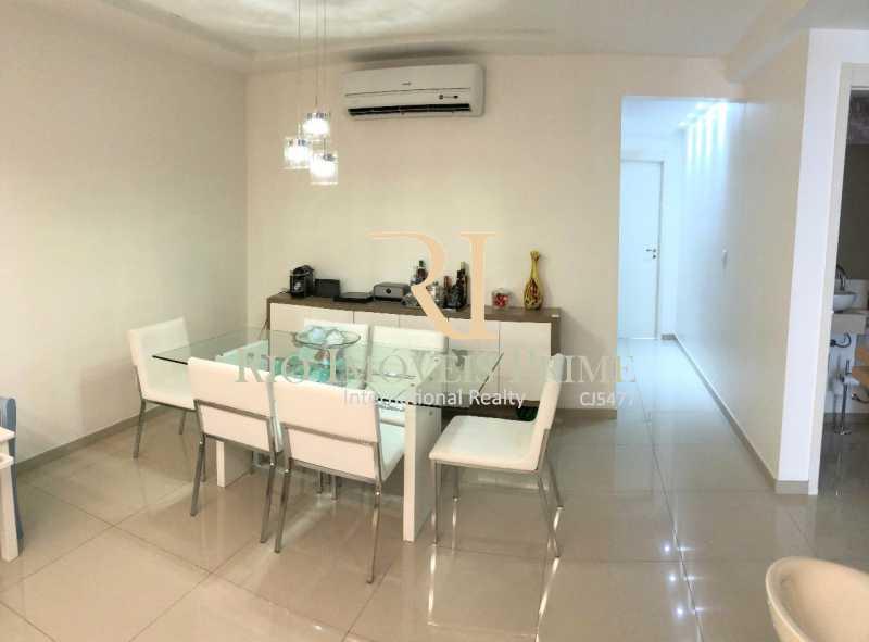 SALA JANTAR - Apartamento À Venda - Barra Olímpica - Rio de Janeiro - RJ - RPAP20060 - 4