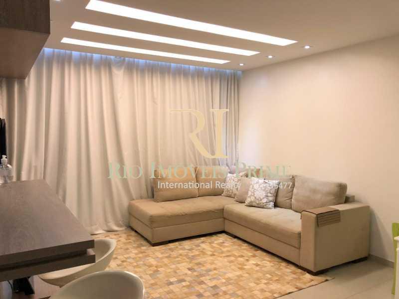SALA ESTAR - Apartamento À Venda - Barra Olímpica - Rio de Janeiro - RJ - RPAP20060 - 5