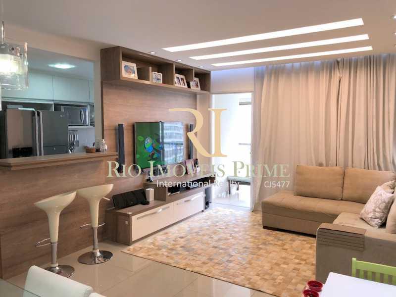 SALAS - Apartamento À Venda - Barra Olímpica - Rio de Janeiro - RJ - RPAP20060 - 6