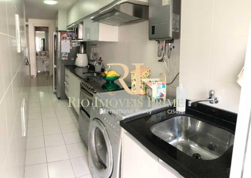 COZINHA - Apartamento À Venda - Barra Olímpica - Rio de Janeiro - RJ - RPAP20060 - 7