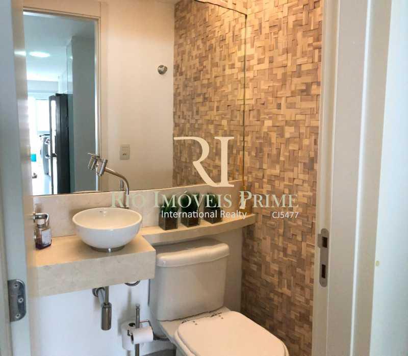 LAVABO - Apartamento À Venda - Barra Olímpica - Rio de Janeiro - RJ - RPAP20060 - 8