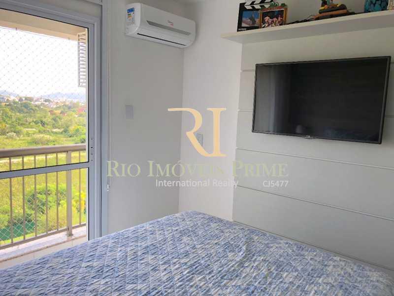 SUÍTE1 - Apartamento À Venda - Barra Olímpica - Rio de Janeiro - RJ - RPAP20060 - 11
