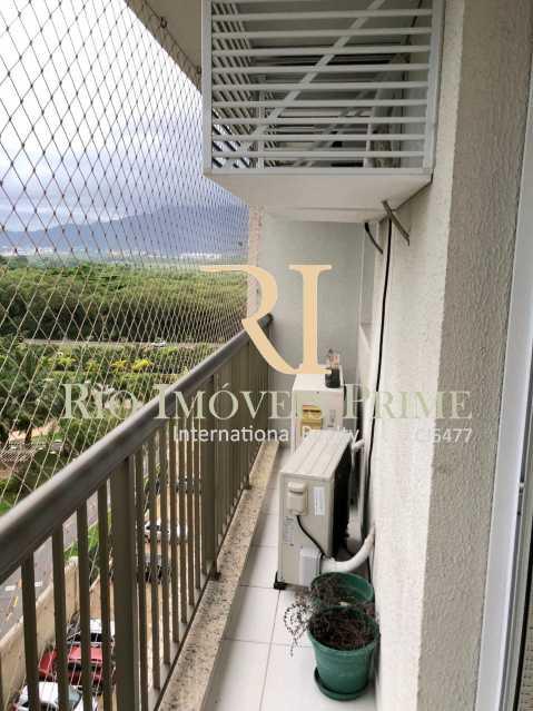 SACADA SUÍTE1 - Apartamento À Venda - Barra Olímpica - Rio de Janeiro - RJ - RPAP20060 - 12