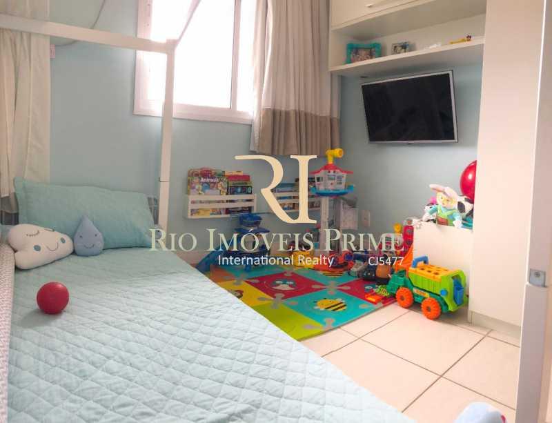 SUÍTE2 - Apartamento À Venda - Barra Olímpica - Rio de Janeiro - RJ - RPAP20060 - 14