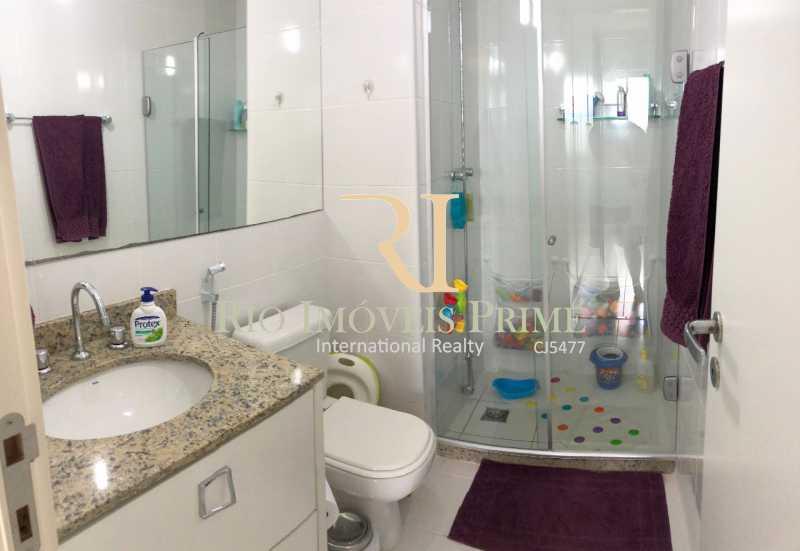 BANHEIRO SUÍTE2 - Apartamento À Venda - Barra Olímpica - Rio de Janeiro - RJ - RPAP20060 - 16