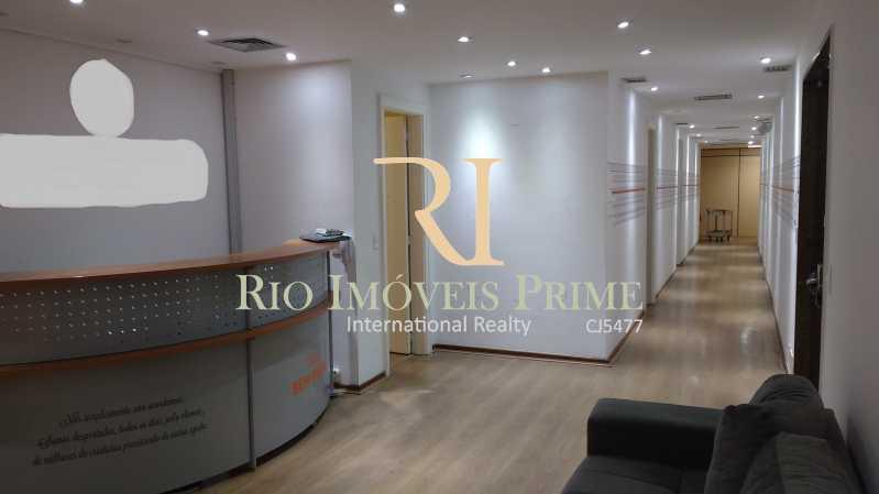 1 RECEPÇÃO - Andar 537m² para venda e aluguel Avenida Rio Branco,Centro, Rio de Janeiro - R$ 3.499.900 - RPAN00001 - 1