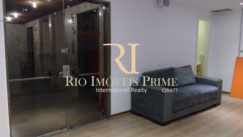 2 RECEPÇÃO - Andar 537m² para venda e aluguel Avenida Rio Branco,Centro, Rio de Janeiro - R$ 3.499.900 - RPAN00001 - 3