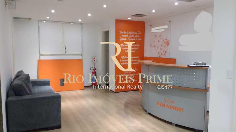 3 RECEPÇÃO - Andar 537m² para venda e aluguel Avenida Rio Branco,Centro, Rio de Janeiro - R$ 2.366.000 - RPAN00001 - 4