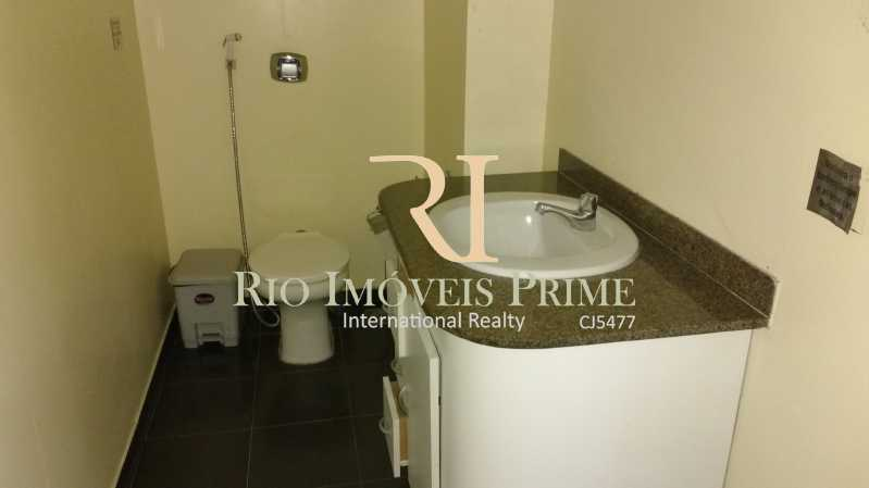8 BANHEIRO - Andar 537m² para venda e aluguel Avenida Rio Branco,Centro, Rio de Janeiro - R$ 2.366.000 - RPAN00001 - 9
