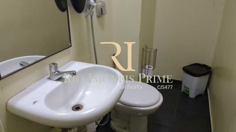 21 BANHEIRO - Andar 537m² para venda e aluguel Avenida Rio Branco,Centro, Rio de Janeiro - R$ 2.366.000 - RPAN00001 - 22