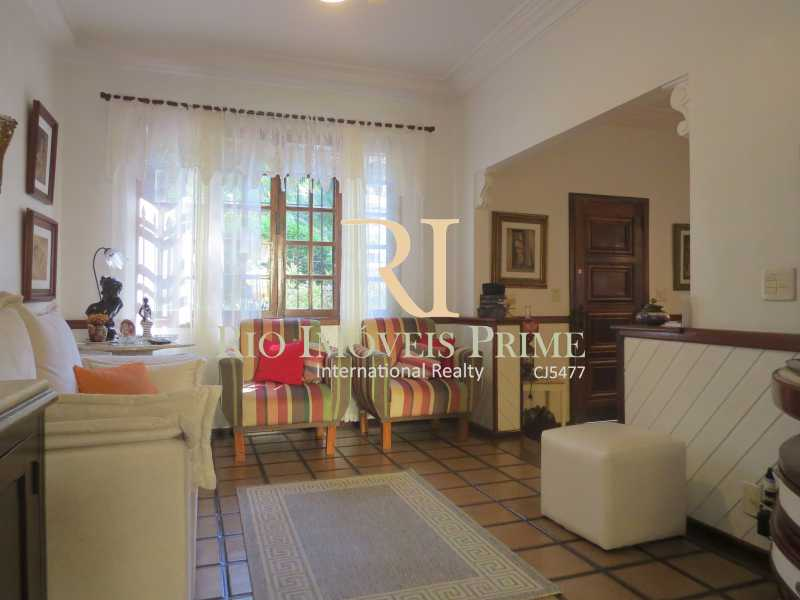 SALA ESTAR 2 - Casa À Venda - Tijuca - Rio de Janeiro - RJ - RPCA40001 - 4