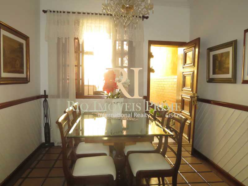 SALA JANTAR - Casa À Venda - Tijuca - Rio de Janeiro - RJ - RPCA40001 - 5