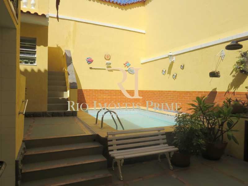 PISCINA - Casa À Venda - Tijuca - Rio de Janeiro - RJ - RPCA40001 - 7