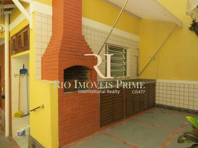 CHURRASQUEIRA - Casa À Venda - Tijuca - Rio de Janeiro - RJ - RPCA40001 - 9