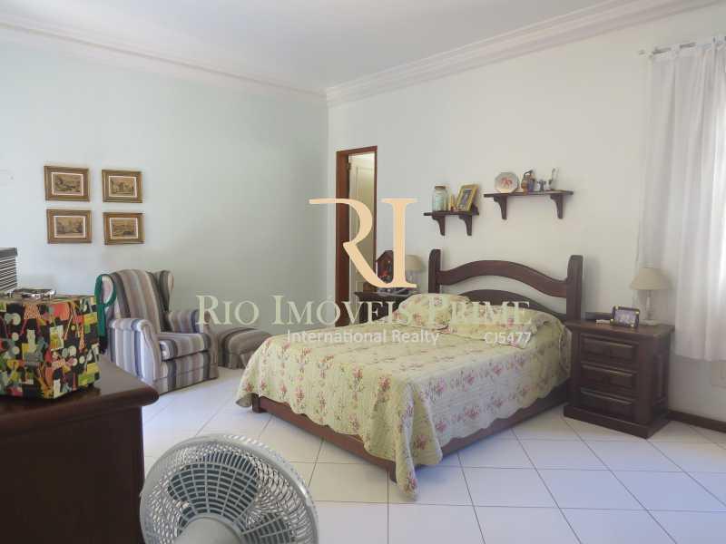 SUÍTE MASTER - Casa À Venda - Tijuca - Rio de Janeiro - RJ - RPCA40001 - 15