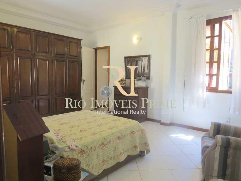 SUÍTE MASTER - Casa À Venda - Tijuca - Rio de Janeiro - RJ - RPCA40001 - 16