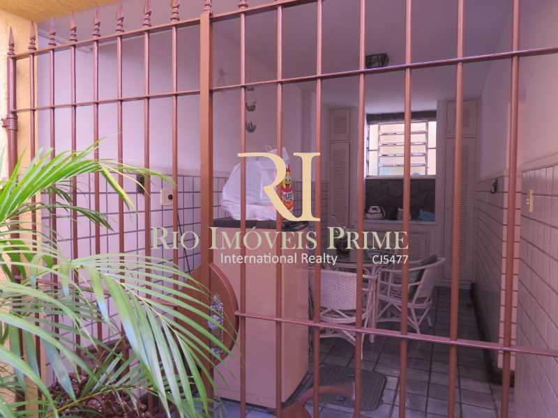 GARAGEM - Casa À Venda - Tijuca - Rio de Janeiro - RJ - RPCA40001 - 23