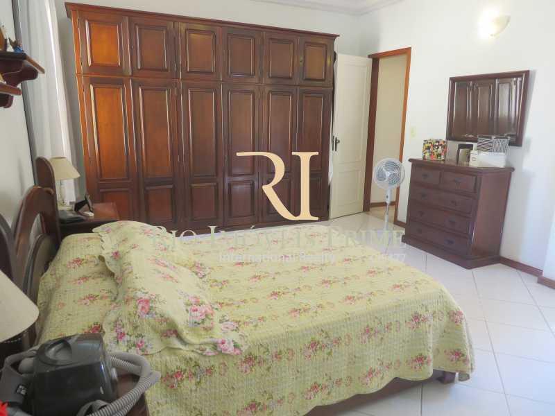 SUÍTE MASTER - Casa À Venda - Tijuca - Rio de Janeiro - RJ - RPCA40001 - 26