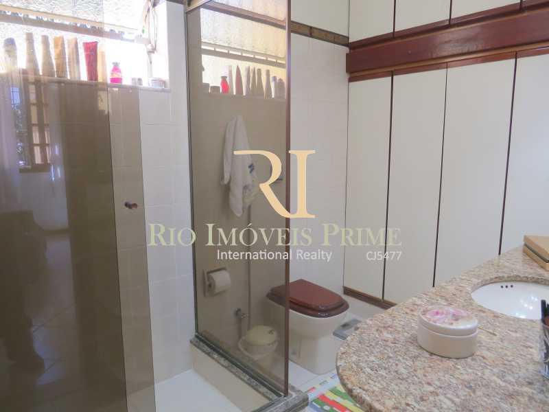 BANHEIRO SUÍTE - Casa À Venda - Tijuca - Rio de Janeiro - RJ - RPCA40001 - 27