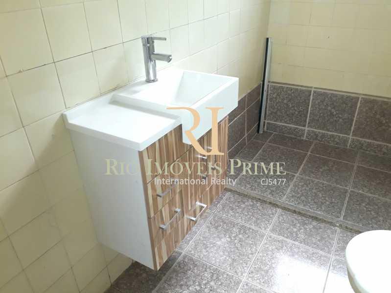 BANHEIRO SOCIAL - Apartamento à venda Rua Haddock Lobo,Tijuca, Rio de Janeiro - R$ 580.000 - RPAP30042 - 13