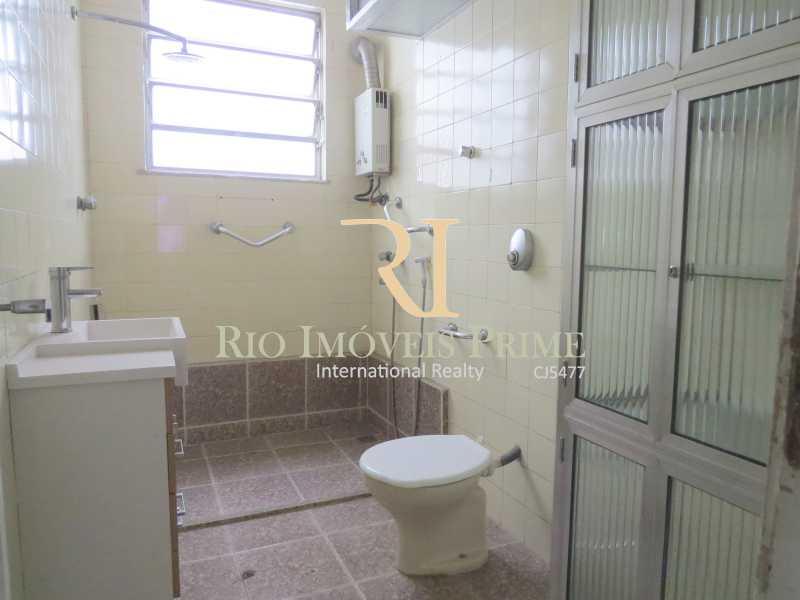 BANHEIRO SOCIAL - Apartamento à venda Rua Haddock Lobo,Tijuca, Rio de Janeiro - R$ 580.000 - RPAP30042 - 11