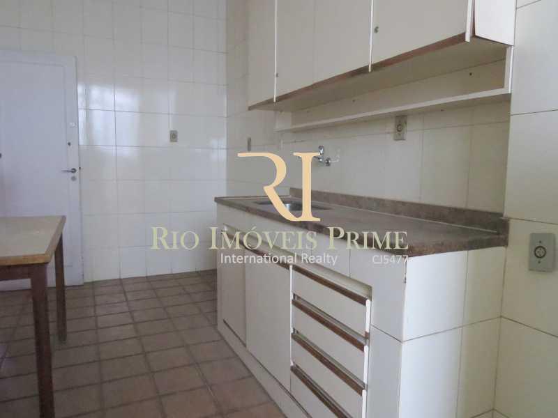 COZINHA - Apartamento à venda Rua Haddock Lobo,Tijuca, Rio de Janeiro - R$ 580.000 - RPAP30042 - 16