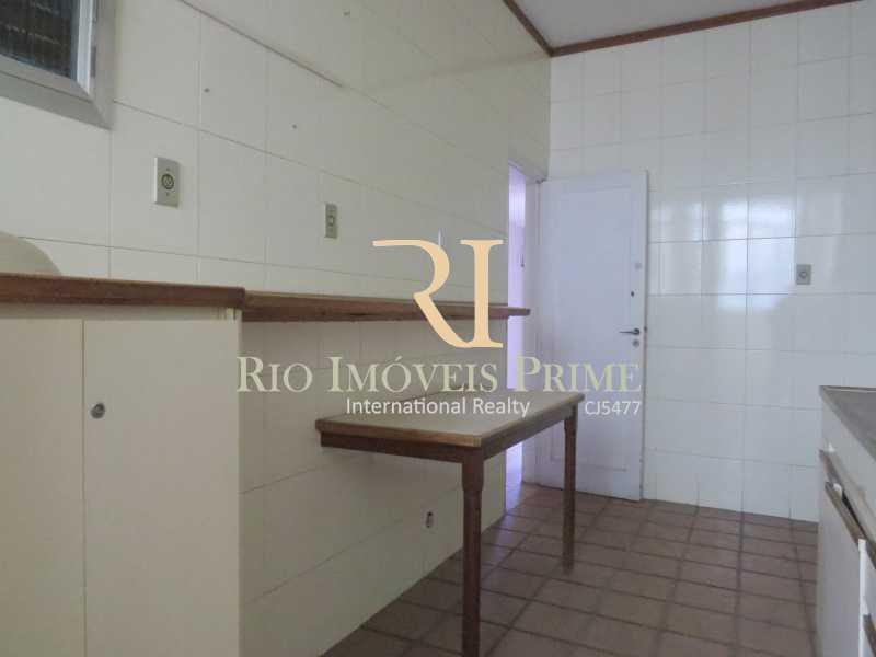 COZINHA - Apartamento à venda Rua Haddock Lobo,Tijuca, Rio de Janeiro - R$ 580.000 - RPAP30042 - 17