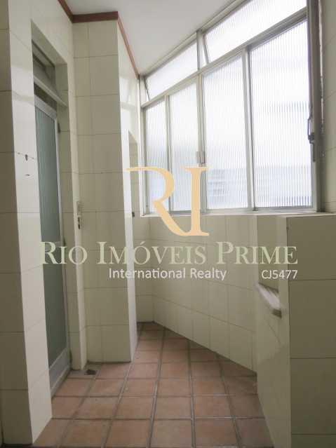 ÁREA SERVIÇO - Apartamento à venda Rua Haddock Lobo,Tijuca, Rio de Janeiro - R$ 580.000 - RPAP30042 - 18