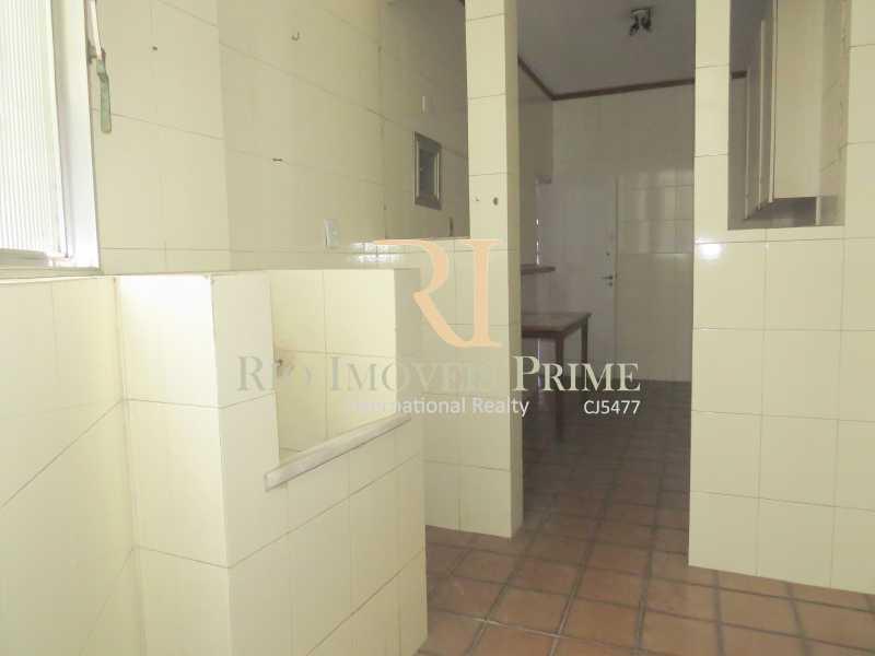 ÁREA SERVIÇO - Apartamento à venda Rua Haddock Lobo,Tijuca, Rio de Janeiro - R$ 580.000 - RPAP30042 - 19