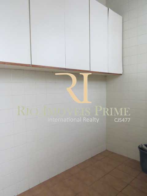 QUARTO SERVIÇO - Apartamento à venda Rua Haddock Lobo,Tijuca, Rio de Janeiro - R$ 580.000 - RPAP30042 - 20