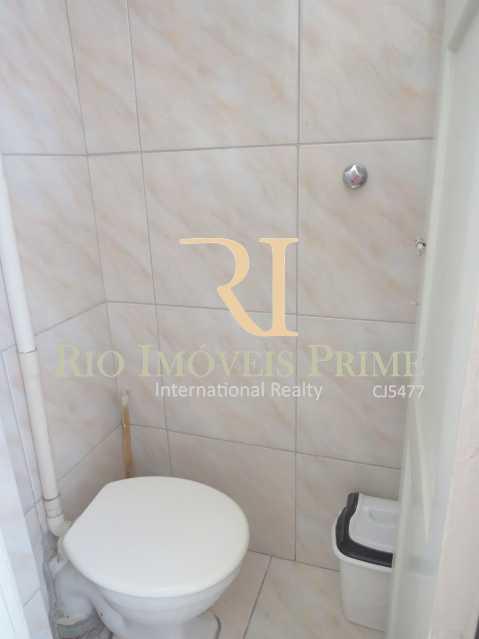 BANHEIRO SERVIÇO - Apartamento à venda Avenida Nossa Senhora de Copacabana,Copacabana, Rio de Janeiro - R$ 1.300.000 - RPAP30043 - 20