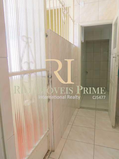 ÁREA SERVIÇO - Apartamento à venda Avenida Nossa Senhora de Copacabana,Copacabana, Rio de Janeiro - R$ 1.300.000 - RPAP30043 - 22
