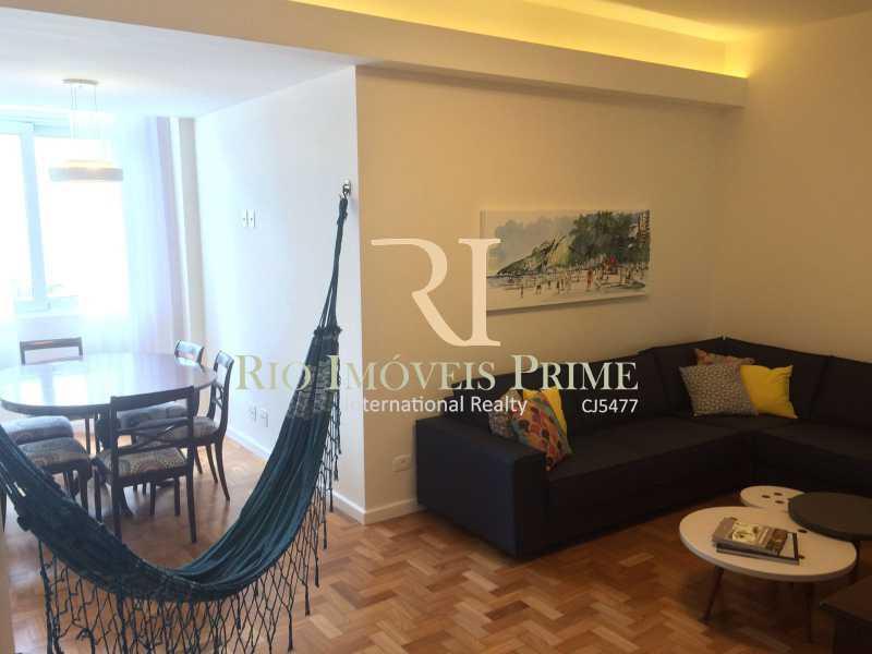 SALA - Apartamento para alugar Rua das Laranjeiras,Laranjeiras, Rio de Janeiro - R$ 4.800 - RPAP30045 - 1